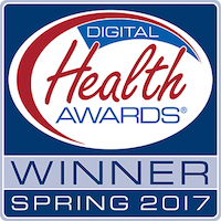digital health award winner 2017