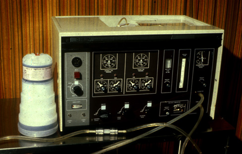 The REDY Hemodialysis System - 1973