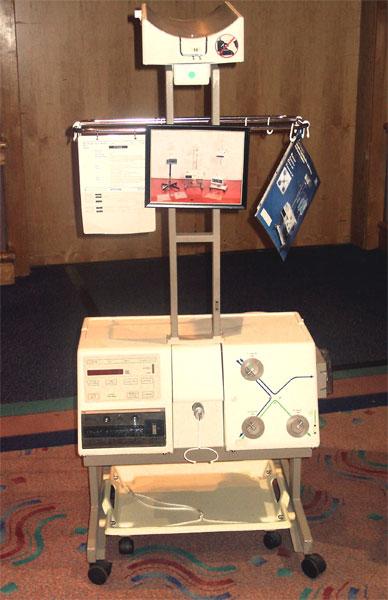 dialysis peritoneal machine