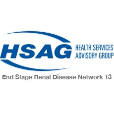 Health Services Advisory Group End Stage Renal Disease Network 13