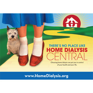 Free Home Dialysis Central Postcards