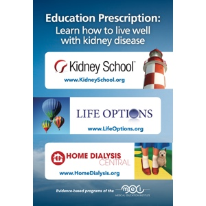 Education Prescription Pads